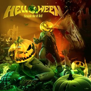 helloween straight out of hell c