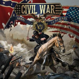 civil war gods and generals