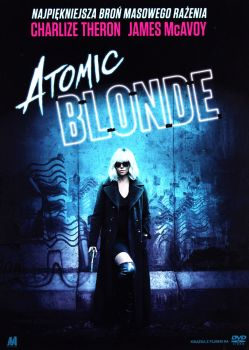 atomic blonde dvd